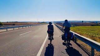 Приключение на велосипеде, часть 5. Греция, Турция.