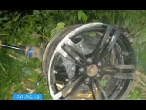 ТРК ВіККА: Протягом ночі на одній ділянці черкаської дороги трапилося дві автотрощі