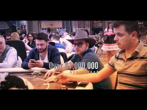 MERIT POKER Western 3, over $1 000 000 GTD
