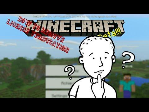 minecraft:-pe---how-to-fix-the-license-verification-error