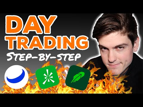 Day Trading For Beginners | Stock Market 101