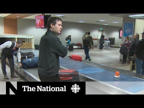 Air Canada Is Lying To Customers To Avoid Paying For Lost Luggage (CBC Go Public)