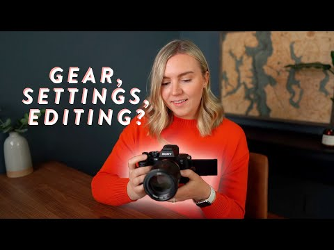 The BEST Camera for Starting a Channel? Audio? Editing Software? | Creator Q&A