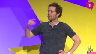 Jan Philipp Albrecht – Datenschutz - Who cares? (TINCON 2017 Berlin)