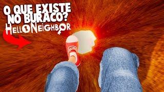 O QUE EXISTE NO BURACO DO VIZINHO?! A NOVA CASA DE HELLO NEIGHBOR!   Hello Neighbor