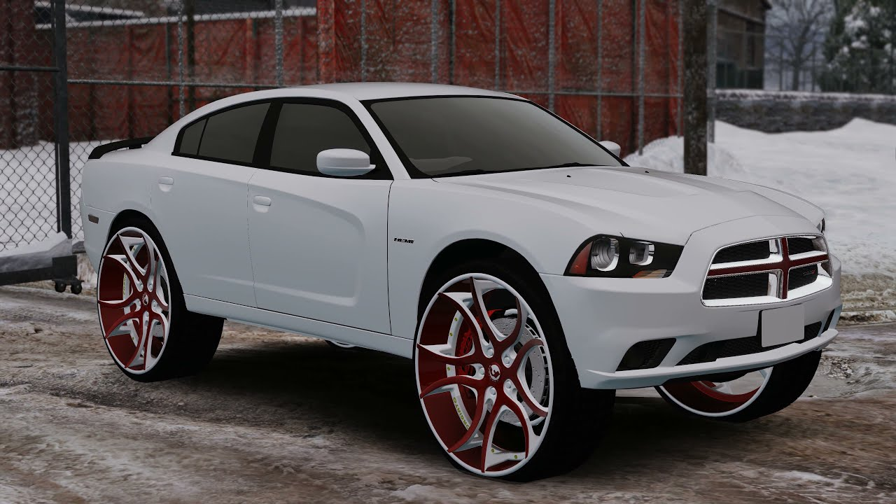 Donks 28 inch rims