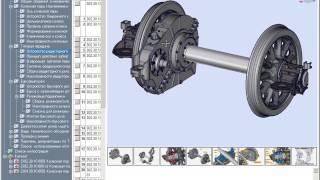 видео Интерактивные электронные руководства Cortona3D Rapid