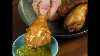 豆油伯健康煮-豉油雞腿