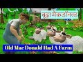 Old Mac Donald Hindi Nursery Rhymes   बूढ़ा मैकडॉनल्ड   Cartoon Song For Children And PreSchool Kids