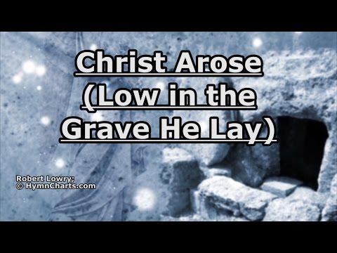 Christ Arose - HymnCharts.com - Lyrics