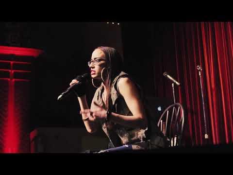 Coco Leah - Soul Slam Performance At Lula Lounge - Jan 20 2019