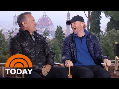 Tom Hanks, Ron Howard Talk 'Inferno,' Take Questions From Fans | TODAY