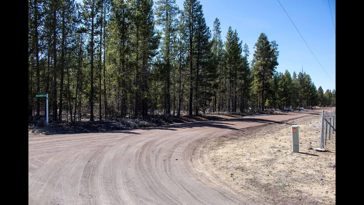 1 Acre Lot in the Sun Forest Estates. La Pine, OR.