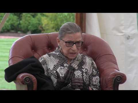 Ruth Bader Ginsburg on the Equal Rights Amendment