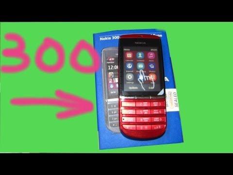 Обзор Nokia 300
