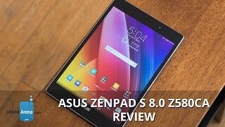 Asus ZenPad S 8.0 Z580CA Review