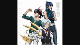 26 Cross Marian - D.Gray Man OST 3