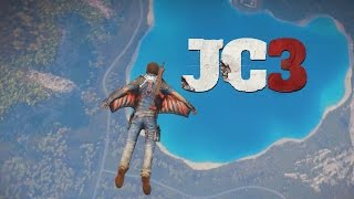 Just Cause 3 trailer Submission , Starman by Waken4 (Song in Description)