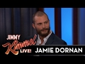 Jamie Dornan's Friendship with Don Rickles
