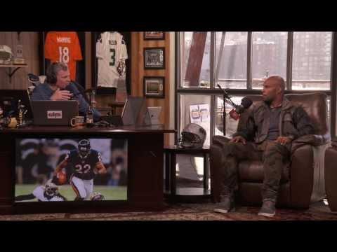 Matt Forte On The Dan Patrick Show (Full Interview) 1/30/14
