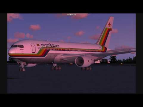 AIR ZIMBABWE COMEDY