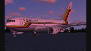 AIR ZIMBABWE COMEDY