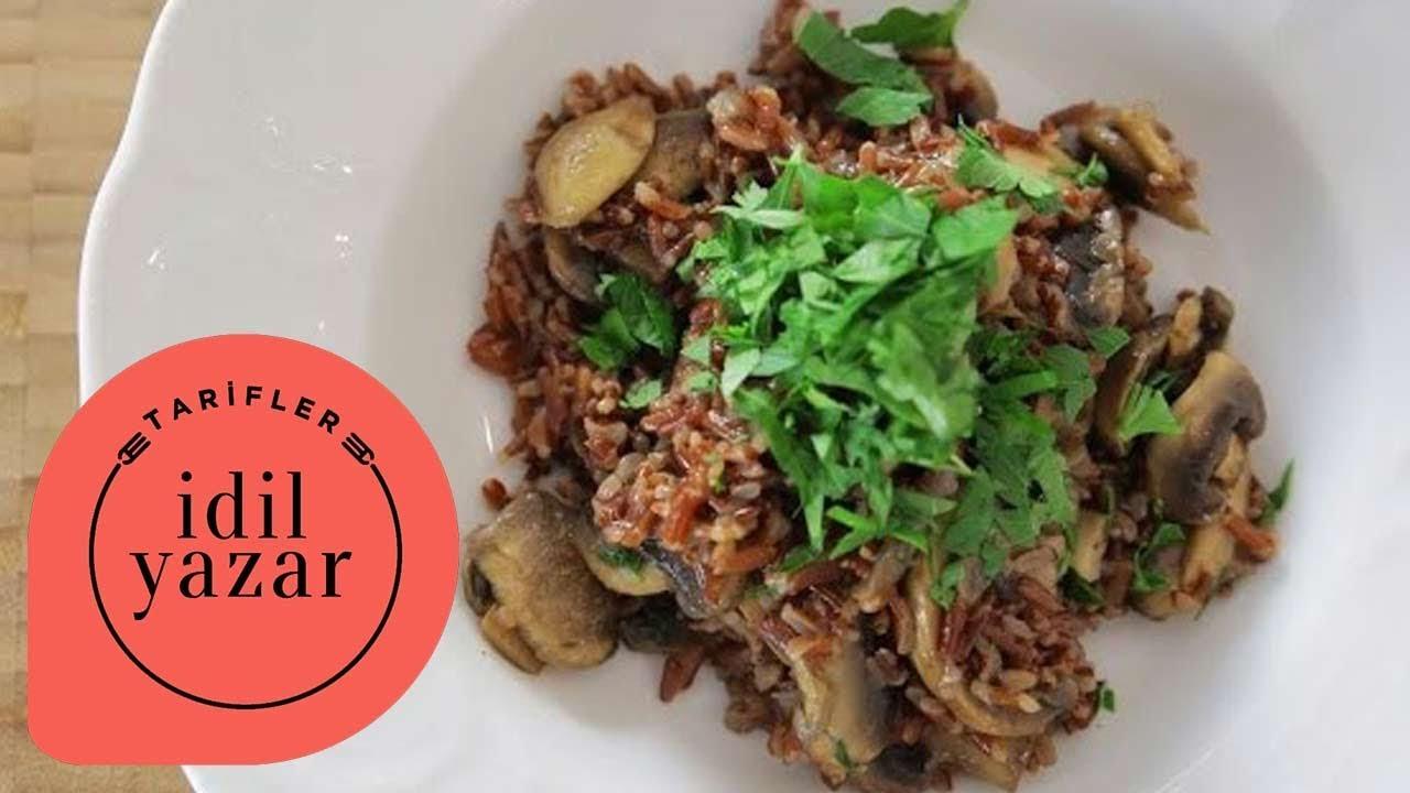 Esmer Pirinç Nasıl Pişirilir ? - İdil Yazar - Yemek Tarifleri