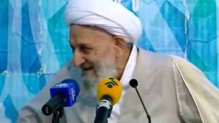Ayatollah Mahdavi Kani tell story of falling on women  in public transport !