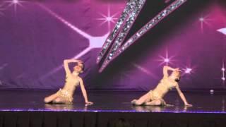 """""""Let it Be"""" ~ Maesi Caes & Maddie Caes, Sister Duet 2014-2015 season"""