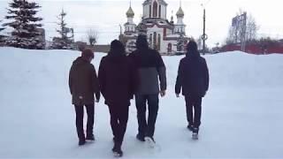 4 пацана - ИХ БЫЛО ЧЕТВЕРО [КЛИП]  - (7Б ШК37)