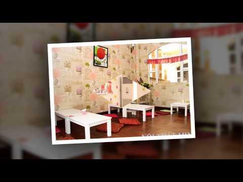 Hình Ảnh Các Quán Cafe Dùng Bàn Trà Nhật