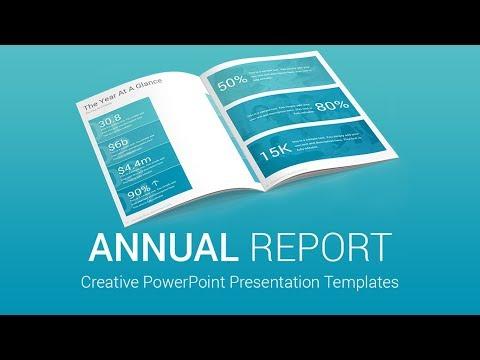 Best Annual Report PowerPoint Presentation Templates Designs