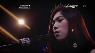 Isyana Sarasvati I Can t Make You Love Me Special Performance at Breakout Showcase