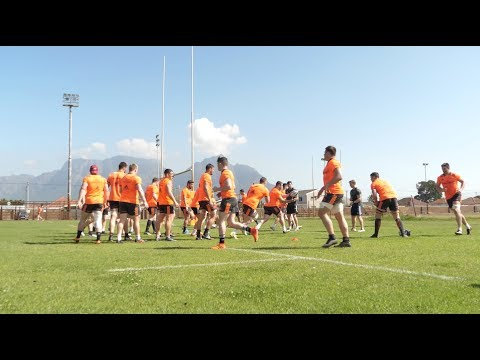 Munster Rugby Begin South African Journey