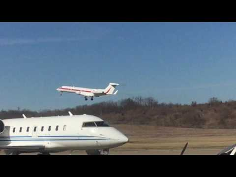 Honeywell Gulfstream G-550 HAO-??? takeoff