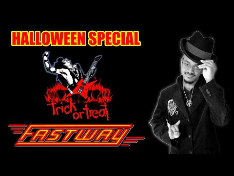 Kwame Reviews: Trick Or Treat & Fastway Album [Halloween Special]