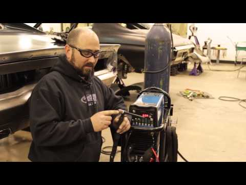 TIG Welding Body Panels With Detroit Speed