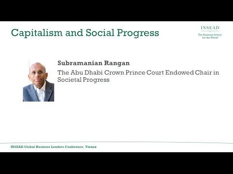 GBLC vienna 2015 Capitalism and Social Progress
