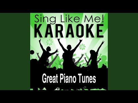 No More Blues (Piano Edit) (Karaoke Version With Guide Melody) (Originally Performed By Antonio...