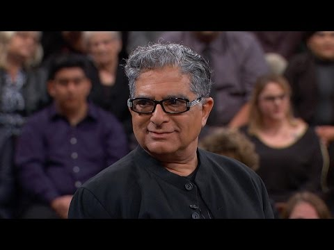 Dr. Deepak Chopra's Advice For Man Who Claims To Be Enlightened