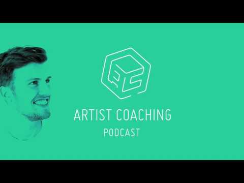 Artist Coaching Podcast #4 Talk with Mattijs van Welzenis (Hardwell, Revealed and Sorted Management)