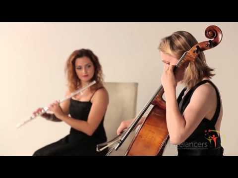 Flute and Cello Duo