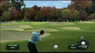 Tiger Woods PGA Tour 11 (Wii) Features Video