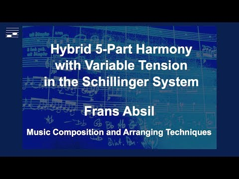 Hybrid 5-Part Harmony with Variable Tension