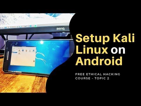 Easiest Way To Install Kali Linux On Any Android Phone | Installing Kali Linux On Phone | Topic: 1.2