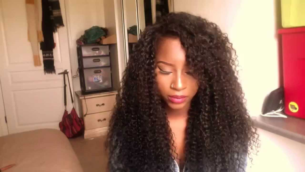 Beautiful Brazilian Curly Hair