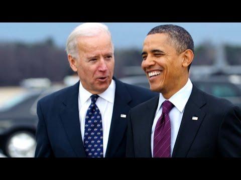 A look at Barack Obama's close relationship with Joe Biden