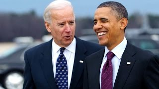 A look at Barack Obama's close relationship with Joe Biden