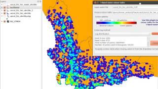 qgis heatmap tutorial