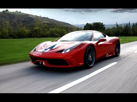2016 Ferrari 458 Spider Review Official